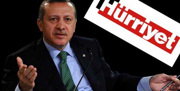 Hürriyet'ten Erdoğan'a: Neden bize saldırıyorsunuz