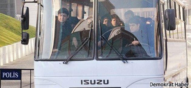 İBB otobüsleri yeniden polisin hizmetine sundu