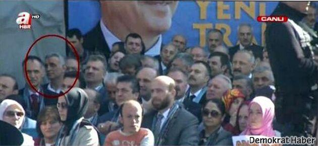 İbrahim Hacıosmanoğlu Erdoğan'ın peşinde