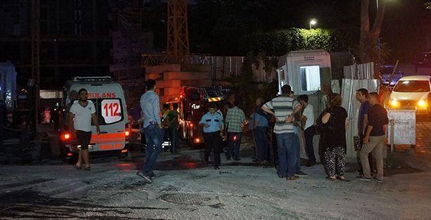 İçerisinde işçilerin bulunduğu inşaat asansörü zemine çakıldı: 10 ölü