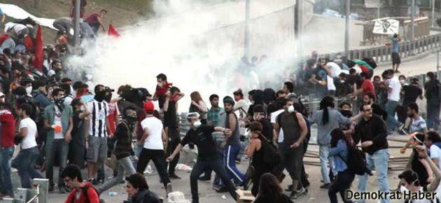 İçişleri Bakanlığı'nın Gezi raporu