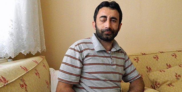 İçişleri'nden Gezi'de gözü çıkan Erdal Sarıkaya'ya: Tedbirli gitseydin!