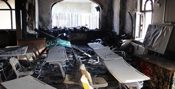 İHD: Camiye saldırı devletin bilgisi dışında olamaz