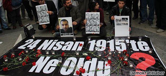 İHD Ermeni ve Süryani Soykırımını anacak