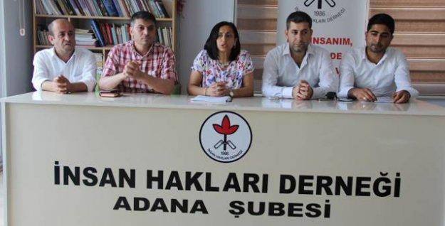 İHD: Türkiye'de 150'den fazla PYD ve YPG'li tutuklu var