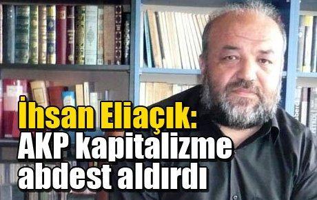 İhsan Eliaçık: Derin devlet gibi derin din var