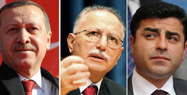 İhsanoğlu'nun kaybetmesi halinde fatura CHP'ye kesilir