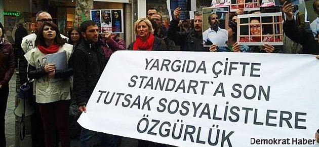 İki gazeteci açlık grevine başladı