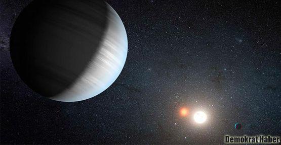 İki yıldızlı güneş sistemi