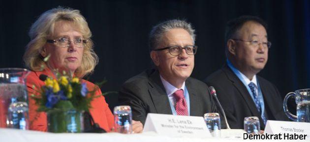 'İklim Değişikliği Paneli' başladı