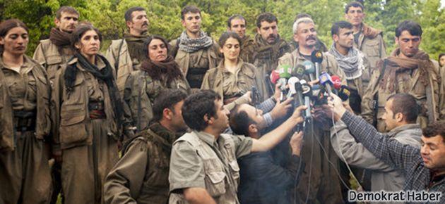 İlk PKK'li grup çekildi, herkes çok heyecanlı