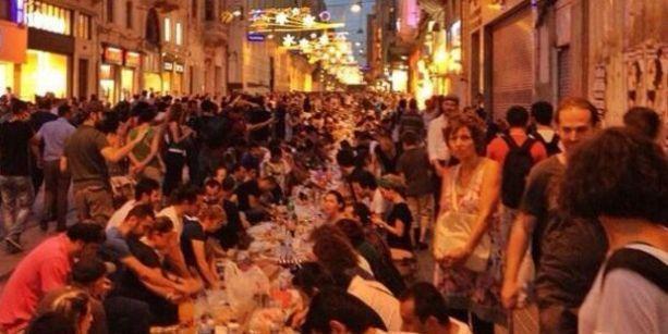 İlk Yeryüzü Sofrası 28 Haziran'da Taksim'de