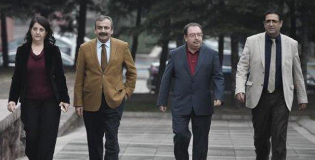 HDP heyeti yarın İmralı'ya gidecek