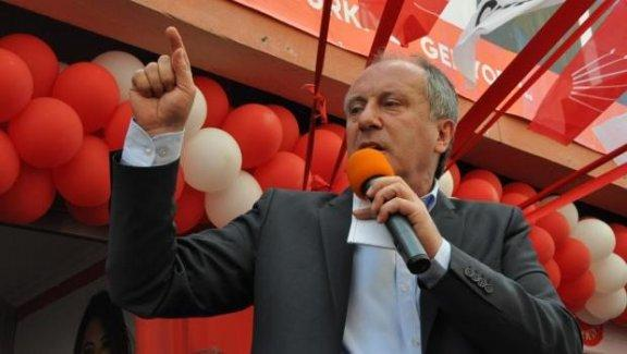 İnce'den Bilal Erdoğan'a: Sen kimsin de okul müdürleriyle toplantı yapıyorsun?