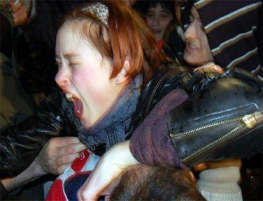 'Türkiye en tacizci ikinci ülke'
