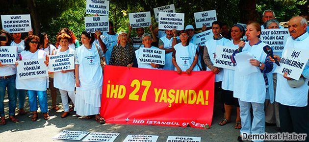 İnsan Hakları Derneği 27 Yaşında