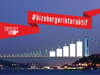 İnteraktif Pazarlama Zirvesi 2012 : ''Türkiye interaktif ekonomiyle büyüyor!''