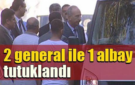 'İnternet andıcı'ndan 2 general ve 1 albay tutuklandı
