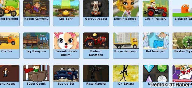 İnternette Friv Oyunları Okul Öğrencilerine Farklı Bakış Açıları Sunuyor