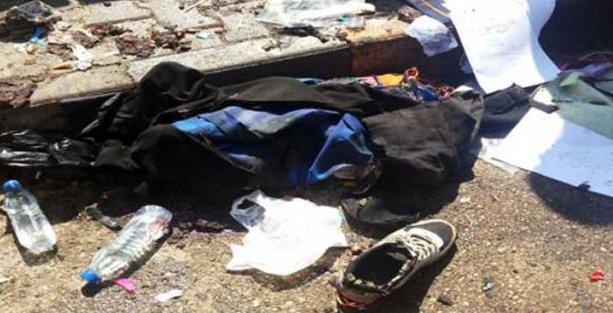 İntihar saldırısında ölen 47 çocuğun cenazesi kaldırıldı