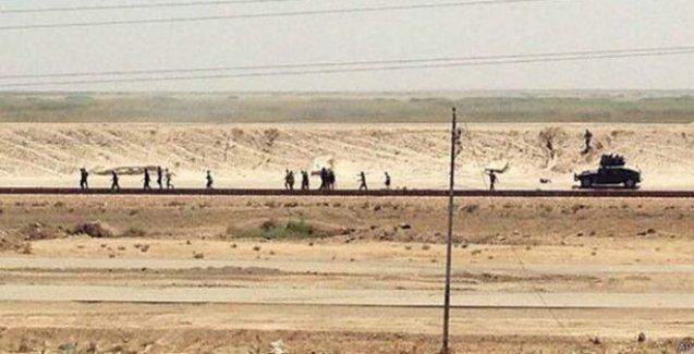 Irak ordusundan Ramadi'yi geri almak için operasyon