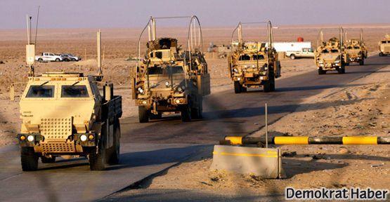Irak Suriye sınırında yüksek tansiyon
