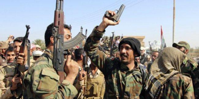 Irak ordusu: Tikrit'te bazı bölgeleri IŞİD'den temizledik