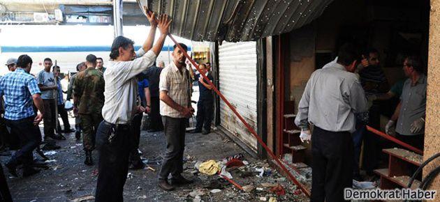 Irak ve Suriye kana bulandı