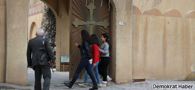 Iraklı Hristiyanların Kürt bölgesine göçü