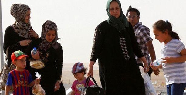 Iraklı kadınlar IŞİD'in cinsel istismarından kaçıyor