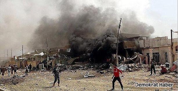 Irak'ta askeri konvoya saldırı: 18 ölü