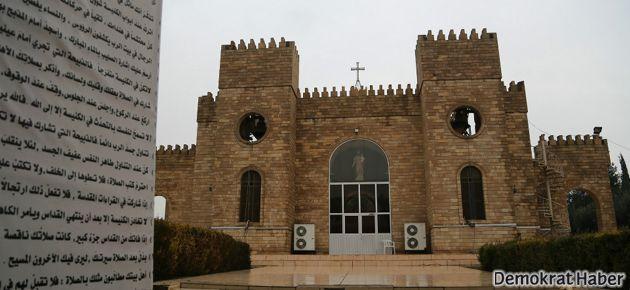 Irak'ta Hıristiyanların sayısı azalıyor