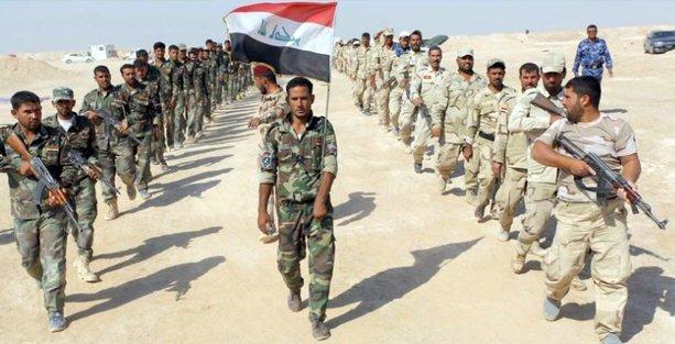 Irak'ta IŞİD'e darbe: 100 militanı öldürüldü, 16 köy kurtarıldı!
