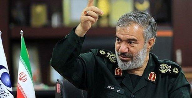 İran: Amerikan gemisini 50 saniyede batırma kapasitesine sahibiz