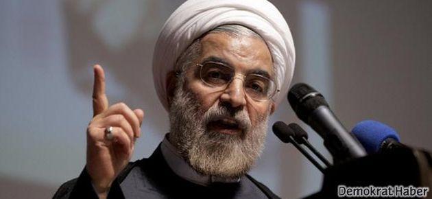 Ruhani'den Twitter'ın kurucusuna mesaj