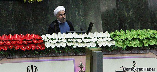 'İran halkıyla saygı diliyle konuşun!'