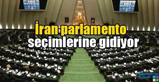İran parlamento seçimlerine gidiyor