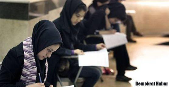İran'da kadınlar artık mühendis olamayacak