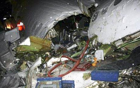 İran'da uçaklar 'ambargo'dan düşüyor