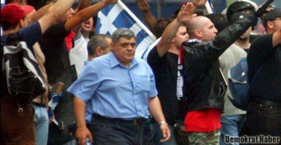 Irkçı Altın Şafak lideri tutuklandı