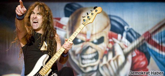 Iron Maiden: İnönü'nün yıkımına yardım edeceğiz!