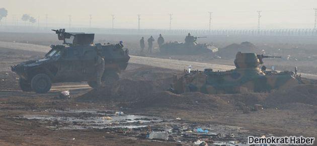 IŞİD Akçakale sınır kapısını ele geçirdi
