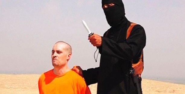 IŞİD, ABD'li gazeteci James Foley'nin naaşını satışa çıkardı!