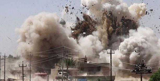 IŞİD, bu kez 14. yüzyıldan kalma bir camiyi yok etti
