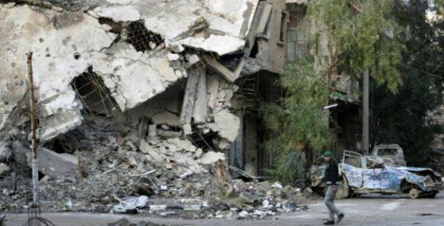 IŞİD'in silah deposunda patlama: 25 ölü