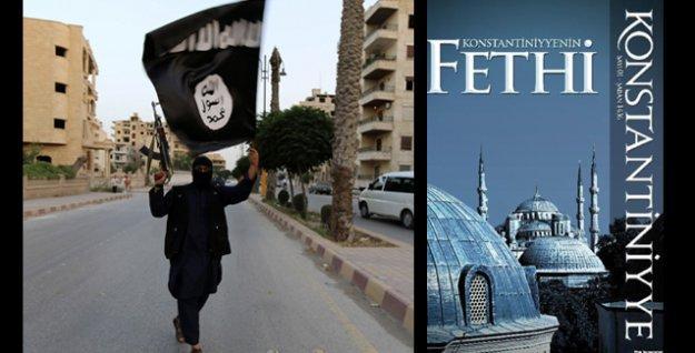 IŞİD'in Türkçe yayımlanan dergisi: 'İstanbul, tekbir sesleriyle fethedilecek'