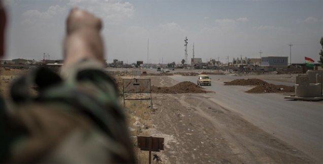 IŞİD, Irak'ta peşmergeye karşı kimyasal saldırı düzenledi