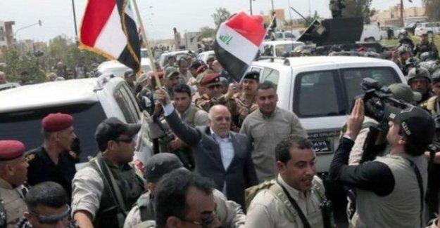 IŞİD işgalinden kurtarılan Tikrit'te güvenlik yerel polise teslim edildi