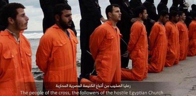 IŞİD, kaçırdığı 21 Mısırlı hıristiyanı katletti