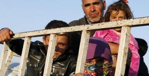 'IŞİD, Kobani'de kaçırdığı çocuklara işkence yaptı'